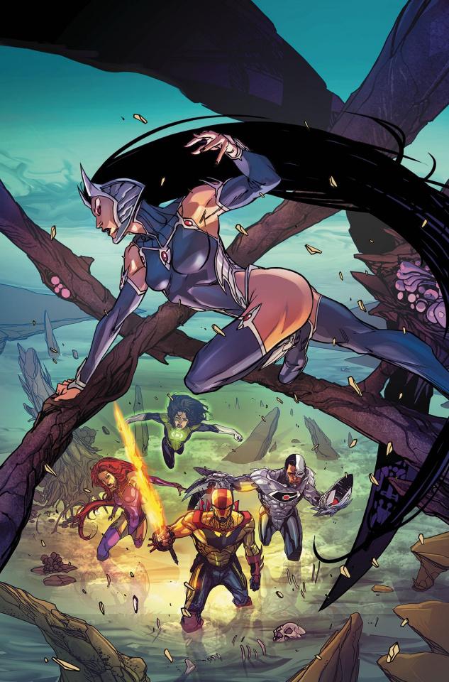 Justice League: Odyssey #7