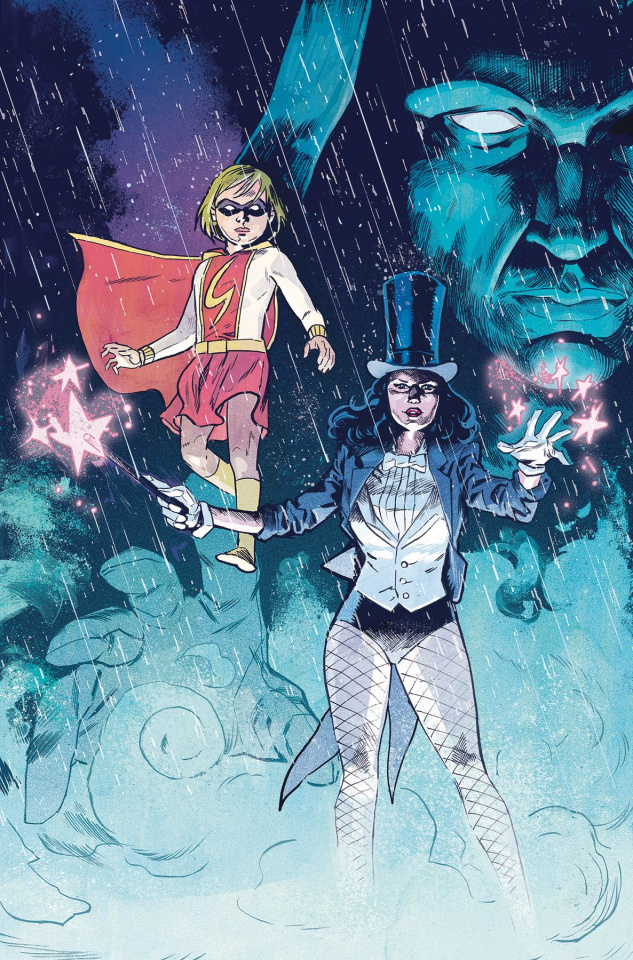 Black Hammer / Justice League #4 (Walsh Cover)