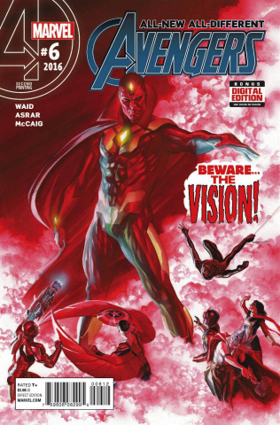 All-New All-Different Avengers #6 (Alex Ross 2nd Printing)