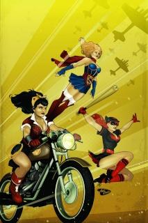 DC Comics Bombshells Vol. 1: Enlisted