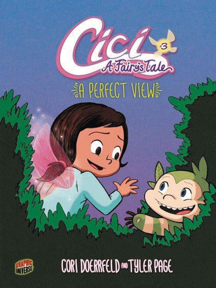 Cici: A Fairy's Tale - A Perfect View