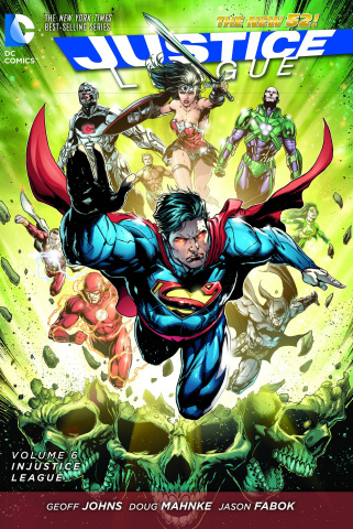 Justice League Vol. 6: Injustice League
