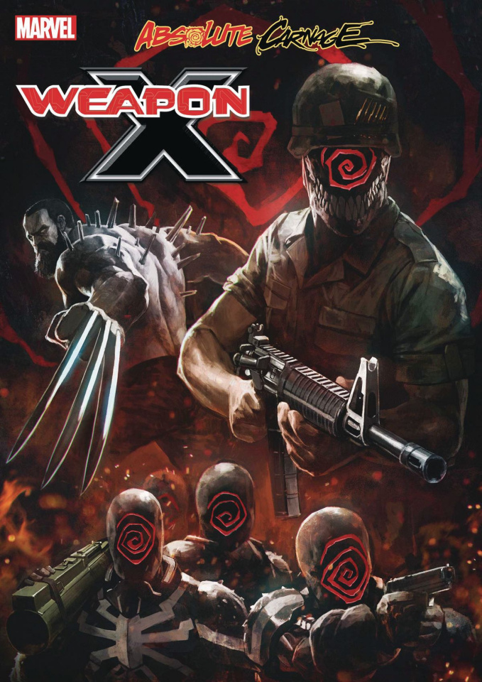 Absolute Carnage: Weapon Plus #1