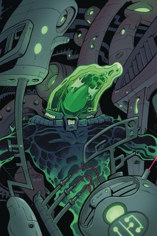 Grendel: Devil's Odyssey #4 (Crook Cover)