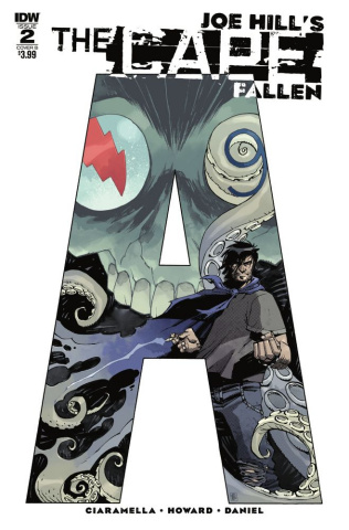The Cape: Fallen #2 (Daniel Cover)