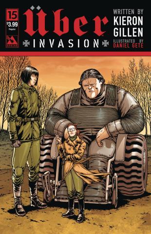 Über: Invasion #15