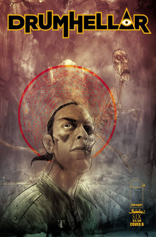 Drumhellar #6 (Templesmith Cover)