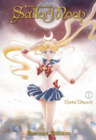Sailor Moon Vol. 1 (Eternal Edition)