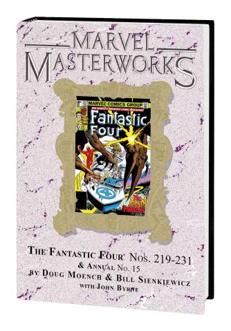 Fantastic Four Vol. 20 (Marvel Masterworks)