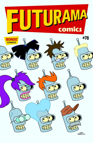 Futurama Comics #78