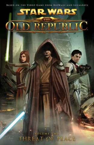 Star Wars: The Old Republic Vol. 2: Threat of Peace