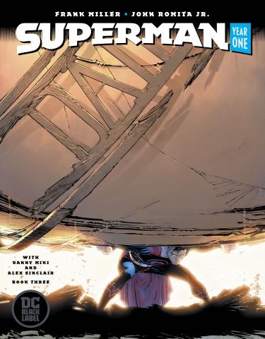 Superman: Year One #3 (Romita Cover)