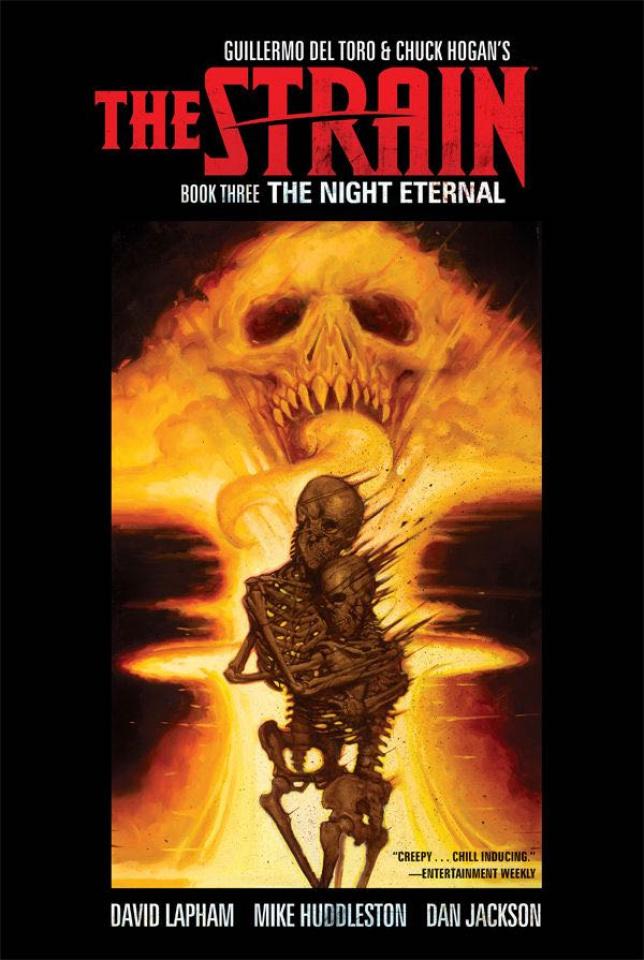 The Strain Vol. 3: The Night Eternal