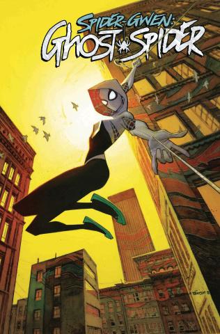 Spider-Gwen: Ghost Spider #1 (Robinson Cover)