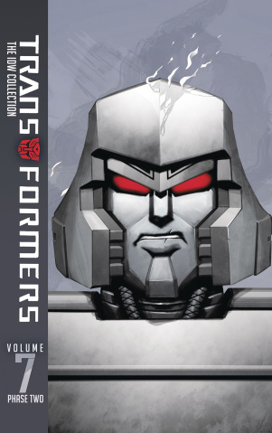 The Transformers: The IDW Collection Vol. 7: Phase 2