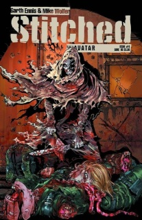 Stitched #9 (Gore Cover)