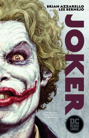 Batman: Damned - Joker (Black Label)