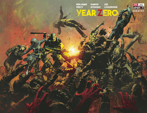 Year Zero #1 (Deodato Jr. Cover)