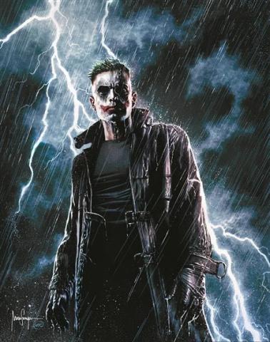 Joker / Harley: Criminal Sanity #7 (Mico Suayan Cover)