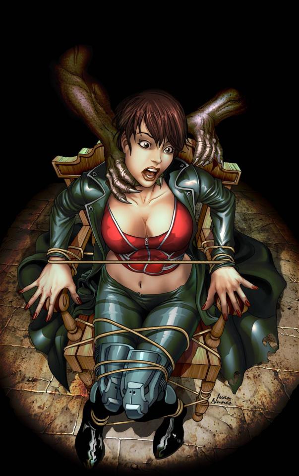 Grimm Fairy Tales: Inferno - Resurrection #2 (Nunes Cover)