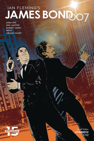 James Bond: 007 #12 (Carey Cover)