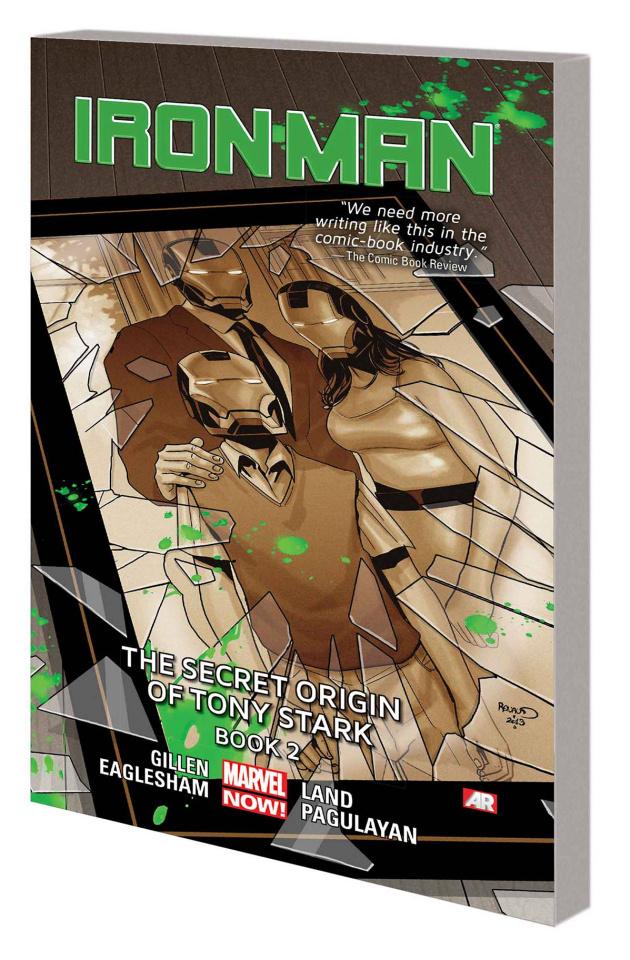 Iron Man Vol. 3: The Secret Origin of Tony Stark, Book 2