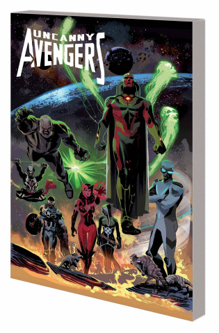 Uncanny Avengers Vol. 1: Counter Evolutionary