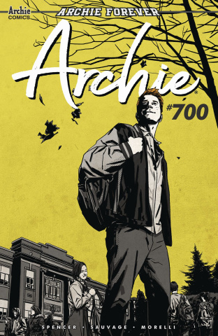 Archie #700 (Dow Smith Cover)