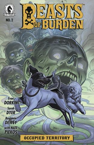 Beasts of Burden: Occupied Territory #2 (Dewey Cover)