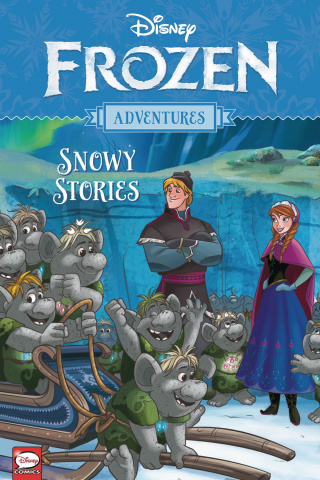 Frozen Adventures: Snowy Stories