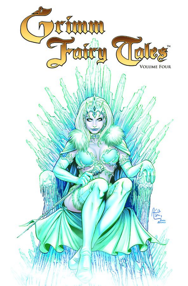 Grimm Fairy Tales Vol. 4