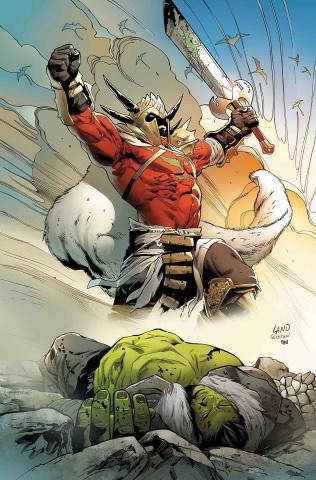 The Incredible Hulk #713