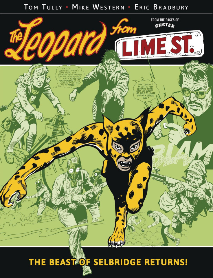 The Leopard from Lime Street Book 2