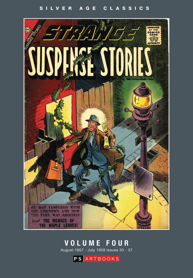 Strange Suspense Stories Vol. 4