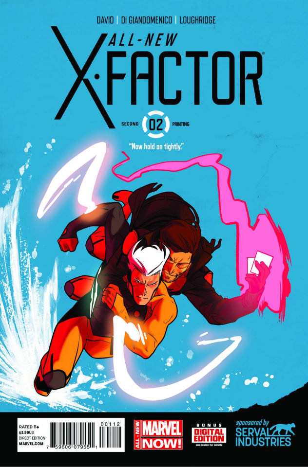 All-New X-Factor #2 (2nd Printing)