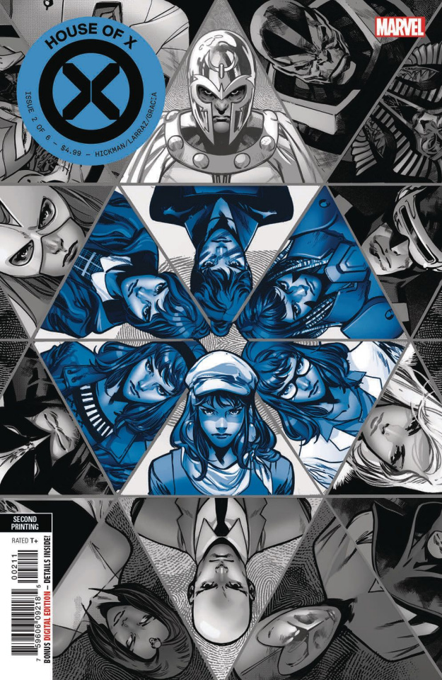 House of X #2 (Larraz 2nd Printing)
