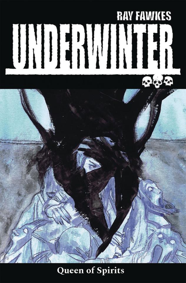 Underwinter: Queen of Spirits