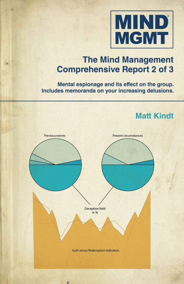 MIND MGMT Vol. 2: Home Maker and Magician (Omnibus)