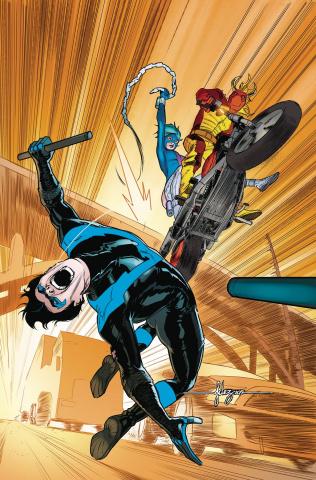 Nightwing #32