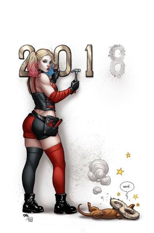 Harley Quinn #35 (Variant Cover)