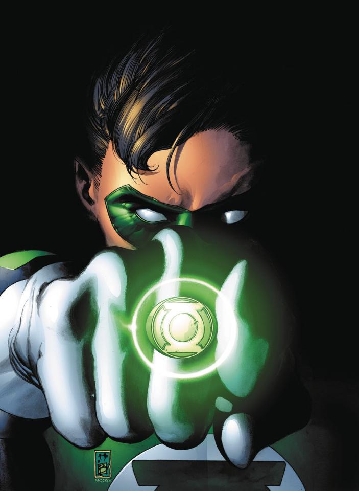 Green Lantern by Geoff Johns Book 2