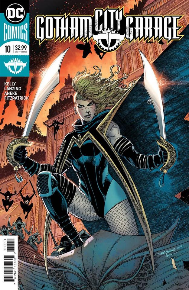 Gotham City Garage #10