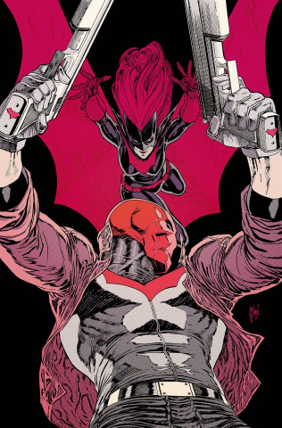 Red Hood and The Outlaws #15 (Variant Cover)
