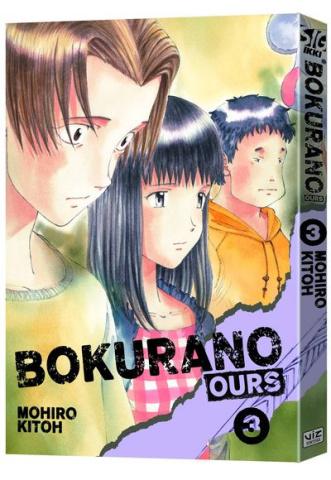 Bokurano Ours Vol. 3