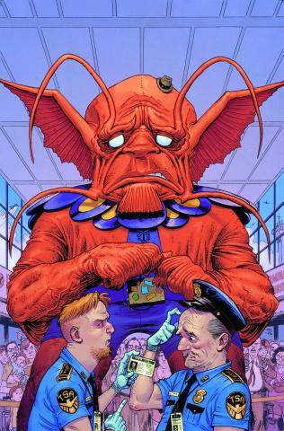 Captain America: Sam Wilson #2 (Kirby Monster Cover)