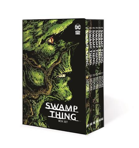 The Saga of the Swamp Thing (Box Set)