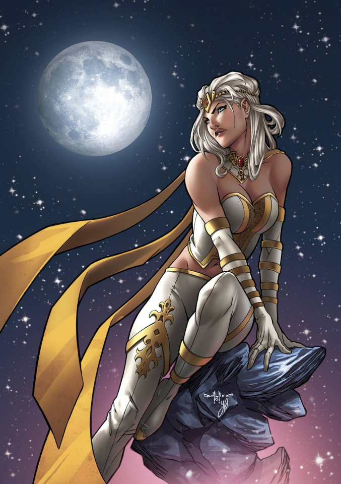 Grimm Fairy Tales: Wonderland #36 (Qualano Cover)