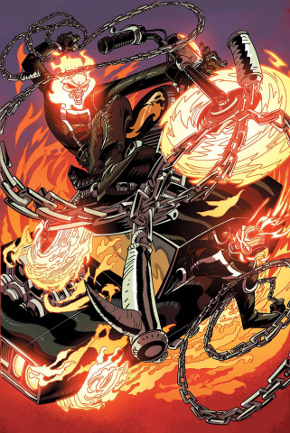 All-New Ghost Rider #8