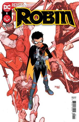 Robin #1 (Gleb Melnikov Cover)