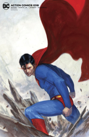 Action Comics #1018 (Card Stock Cover)